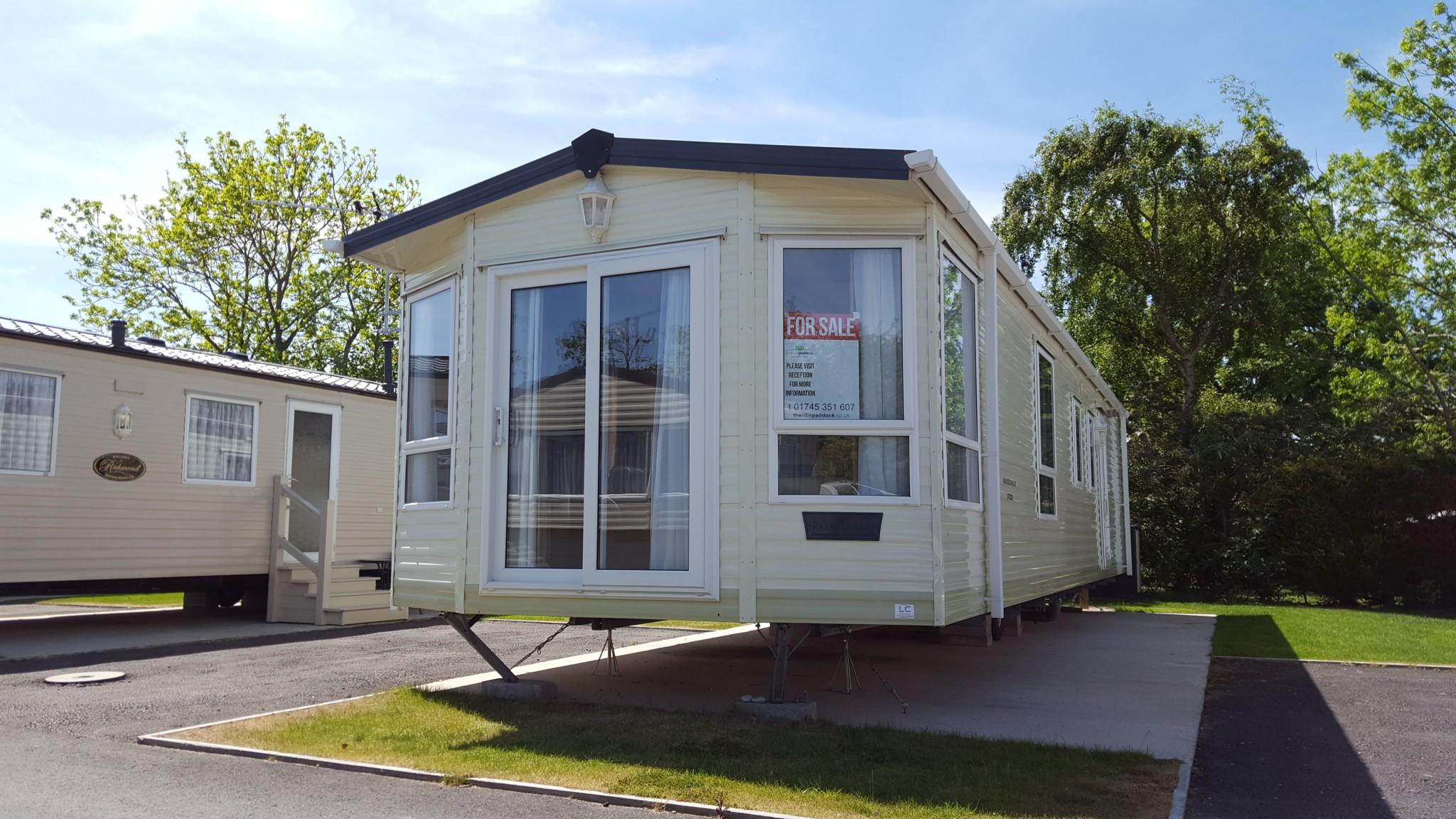 Simple  Caravan For Sale  Bathroom Bk Bluebird Grosvenor Caravan For Sale