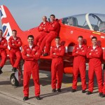 Red Arrows 2015 Pic