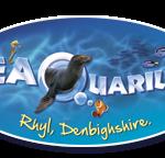 Sea aquarium Rhyl logo