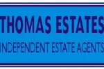 Thomas estate agents logo
